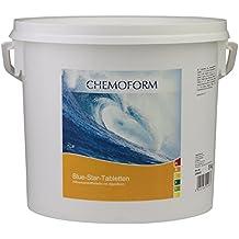 10kg Chemo Forma Aqua BLANC o² Blue Star Tab