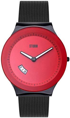 Storm London SOTEC SLATE RED 47075/SL/R Orologio da polso uomo