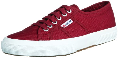 Superga 2750 Cotu Classic, Sneakers Basses mixte adulte Rouge (104 Scarlet)