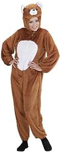 WIDMANN Widman - Disfraz de oso para mujer, talla XL (9948C)