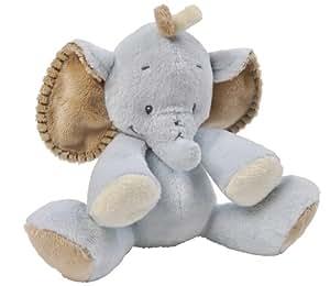 Nattou - Rigolos - 815024 - Doudou - Eléphant - 28 cm