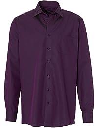 CASAMODA Herren Businesshemd 006060 Regular Fit bügelfrei
