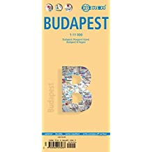 Budapest : 1:11 000 ; Budapest, Margaret Island, Budapest & Region