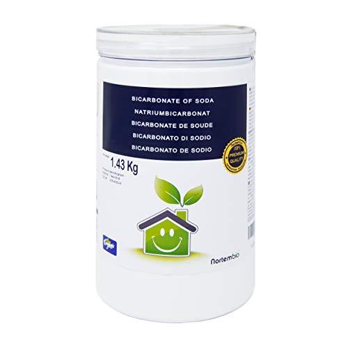 Nortembio Bicarbonato di Sodio 1,43 kg, Input per la Produzione...