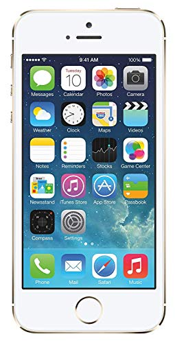 - 41YQIl6MXXL - UKiPhone 5S 16GB Gold by Original A P P L E (Without Touch ID)