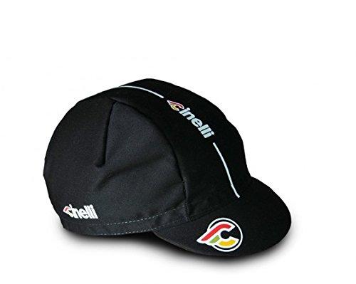 Cinelli Mütze Supercorsa, schwarz, One Size, 46157170114