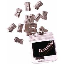 Whitecroft 37681 - Sacapuntas metálicos (30 unidades)