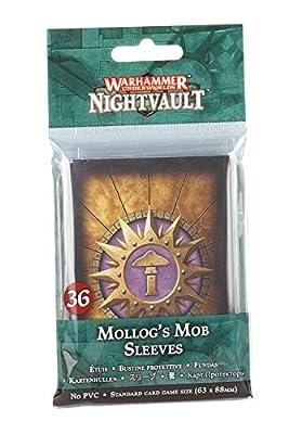 Warhammer Underworlds: Nightvault - Mollog's Mob Sleeves