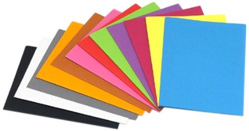 RAINEX Rock 's 100Aktendeckel, 80g 22x 31cm verschiedene Farben