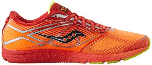 Saucony Chaussures de Course type A–Compétition de chaussures de course pour homme Orange