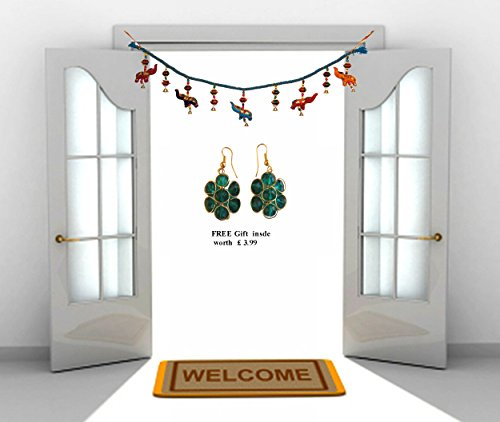 door-hanging-decorative-cotton-elephants-globulars-in-vibrant-color-with-beads-and-brass-bell