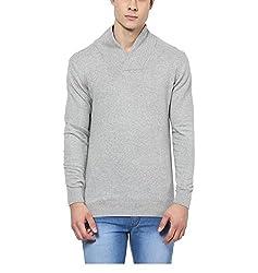 Yepme Adrian Sweater - Grey--YPMSWEATER0068_S