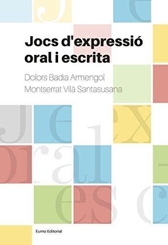 Jocs D'Expressió Oral I Escrita - Nova Edición (Didàctica Llengua)