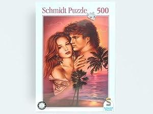 Schmidt Spiele - Rompecabezas de 500 Piezas (33.7x23.2 cm)
