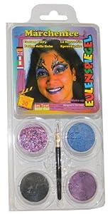 Eulenspiegel - Pintura Facial Unisex a Partir de 3 años (204313)