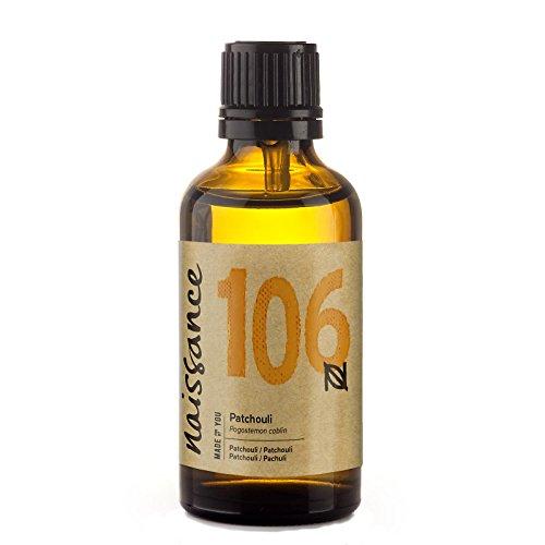 Naissance Huile Essentielle de Patchouli (n° 106) - 50ml - 100% pure, naturelle et...