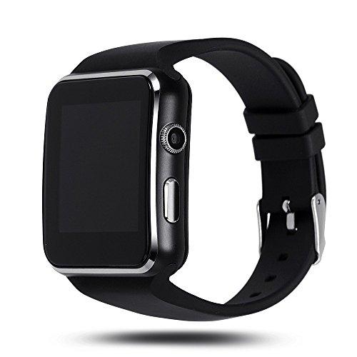 Smartwatch TagoBee TB 01 Bluetooth Smart Watch With Camera Music Player Supports SIM TF Card 25D Touch Screen For Android Phones And IPhone Partial Function