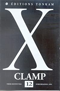 X Edition simple Tome 12