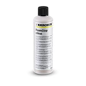 K rcher solution anti mousse senteur agrumes 125 ml pour aspirateur sans sacs - Solution anti humidite maison ...