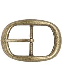 "Solid Brass  1-3//4/""   45 mm Belt Buckle Leather craft 513 BARGIN BIN"