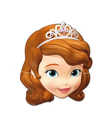 Princesa Sofia - 6 caretas (Verbetena 014000801)