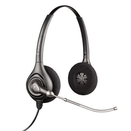Plantronics HW261/A SupraPlus Wideband Köpfhörer - Headset Voice Tube