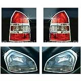 Accessoires Hyundai Tucson Cadre Chromé Phare Feux arrière