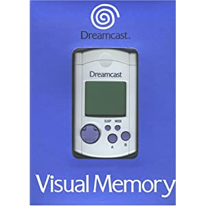 Dreamcast – Visual Memory Unit (VMU)