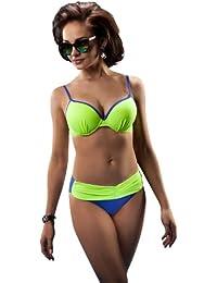 Verano Damen Push Up Bikini Elena