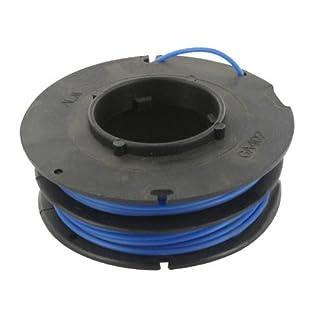 Bobineau pour coupe bordure GARDENA modèles Turbotrimmer 350 Duo, 400, Duo, 450 DUO, 450 Duo L, Trimmer, 2257, 2558, 2560, 2565, 2548 et autres - Livré avec fil de Ø: 1,6mm