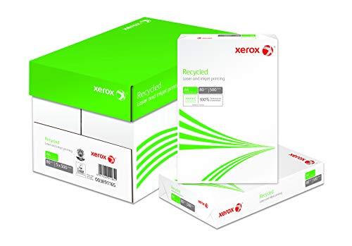 Xerox Papel Recycled 5x 500hojas 1cartón X