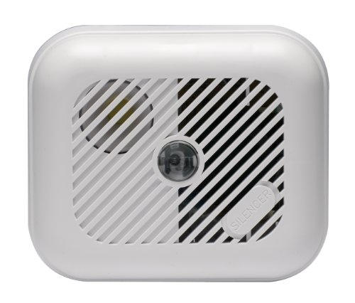 Ei Electronics Smoke Alarm and Silencer Function with Battery