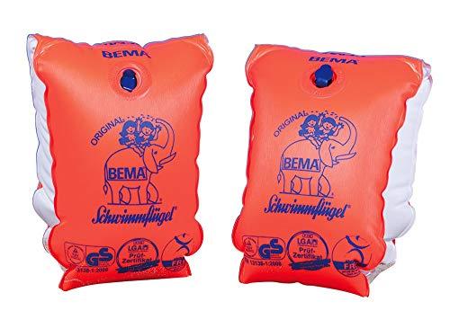 BEMA 18001 Schwimmflügel , Orange, 1-6 Jahren