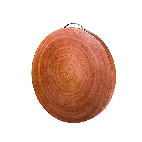 Schneidbretter Vietnamesische hölzerne Schneidebrett-Neue rissfreie Design-Schneidebretter für Carving Fleisch, Gemüse & Serviertablett & Käse Holz Schneidbretter (Größe : 36CM)