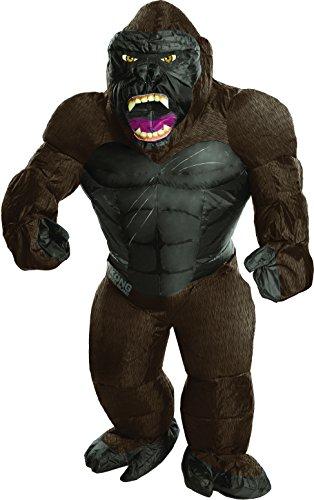 Child Inflatable King Kong Fancy Dress Costume Standard (King Kong Kostüm Kind)