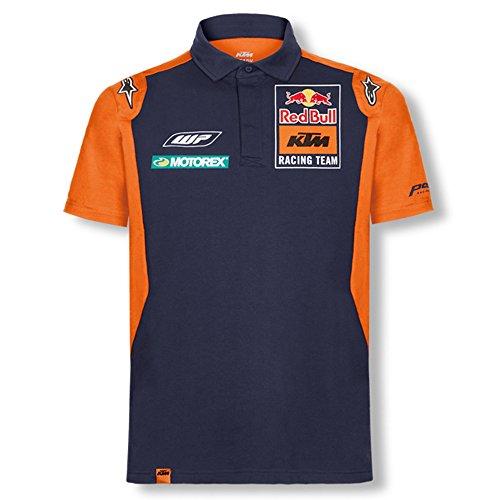 18de196b075 2018 Red Bull KTM Factory Racing Team – Polo uomo Otl by Alpinestars