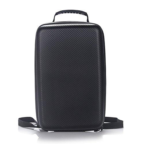 Preisvergleich Produktbild Techway Hardshell Wasserdichte Rucksack Umhängetasche Carbon Grain Suitcase Reisetasche für DJI Mavic Pro Drone