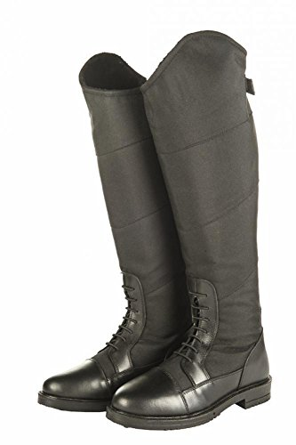 HKM Sports Equipment HKM Reitstiefel -Style Winter-, Schwarz, 40