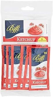 Biffi - Ketchup - Bustine Monodose - 6 x 12g