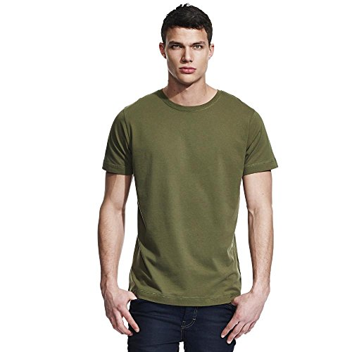 Continental - Men's Jersey T-Shirt Faded Denim