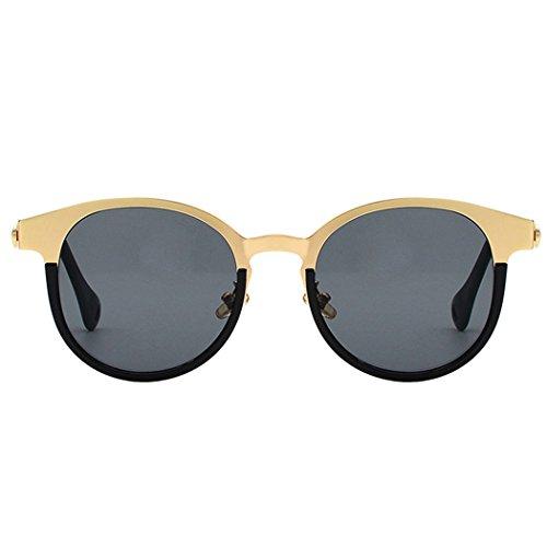 Fascigirl Draussen Sonnenbrillen Mode Sonnenbrillen UV Schutz Jahrgang Pilotenbrille für Unisex