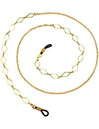 Gazechimp Cordon de Lunettes en Alliage Anti-décoloré Support pour Lunettes de Soleil
