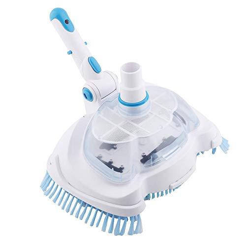 Jeffergarden Pool-Reinigungswerkzeug Professionelles Pool-Reinigungswerkzeug Pool-Staubsauger Teich-Reinigungswerkzeug Automatischer Pool-Reiniger