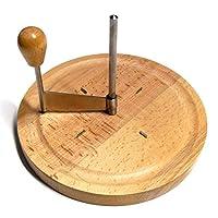KESPER Cheese Slicer Beech Wood ø 22 cm