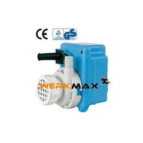 Pompa dell'acqua, WPO/S0 _ 700 L/H, Originale Battipav, Pompa da immersione, per incisori di pietra, macchine taglia-piastrelle e tagliapietra con serbatoio.
