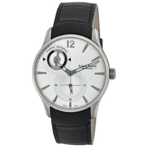 Louis Erard Men's Automatic Watch 53209AS01.BDE03 with Rubber Strap