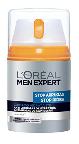L'Oreal Paris Men Expert Cuidado Hidratante Anti-Arrugas de Expresión Stop Arrugas -...