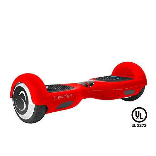 SmartGyro X2 UL v.3.0 Red - Potente Patinete Eléctrico