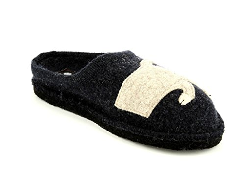 Haflinger - Sassy, Pantofole Donna Navy