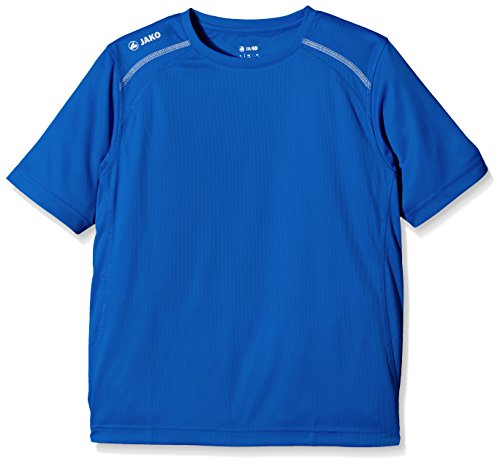 JAKO Damen T-Shirt Run, royal, 46-48 - 47 Damen T-shirt